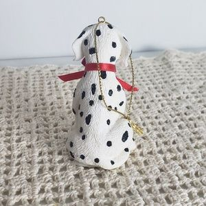 Holiday - 90s Dalmation Puppy Christmas Ornament
